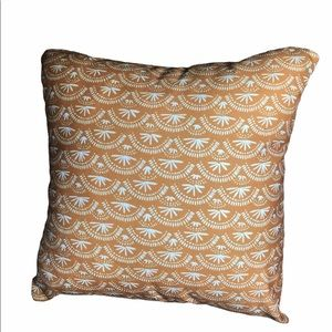 Target | New Orange Western Boho Accent Pillow